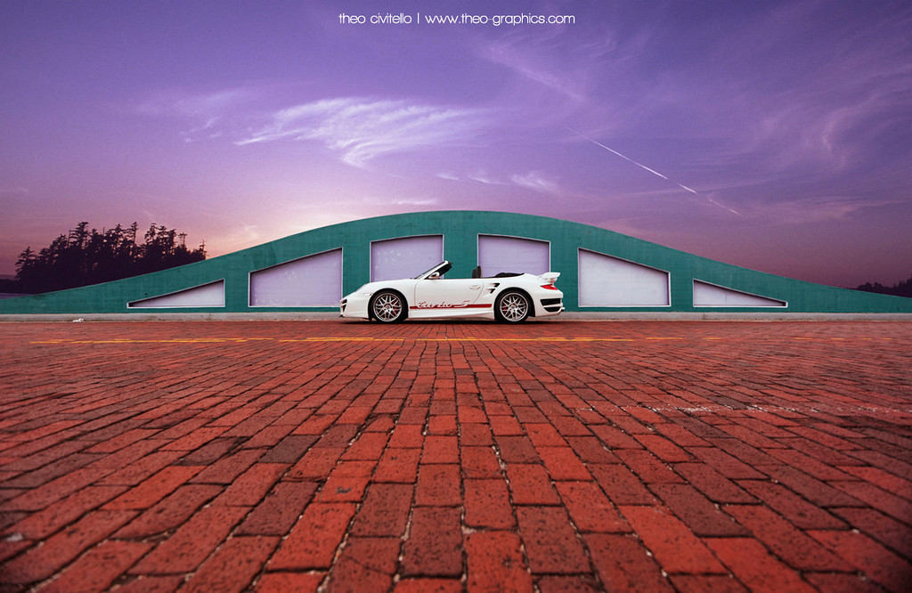 IMAGE: http://civitello.smugmug.com/Cars/TechArt/i-d8sWLSN/1/XL/Wide-Angle-Bridge-Porsche-XL.jpg